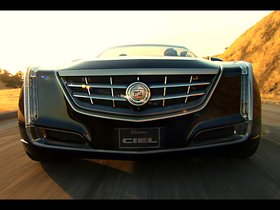 Ver foto 8 de Cadillac Ciel Concept 2010
