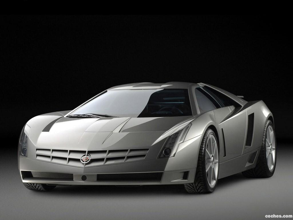 Foto 0 de Cadillac Cien Concept 2002