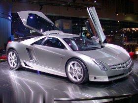Ver foto 4 de Cadillac Cien Concept 2002