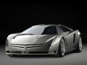 Fotos de Cadillac Cien Concept 2002
