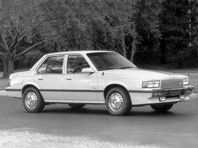 Ver foto 4 de Cadillac Cimarron 1982