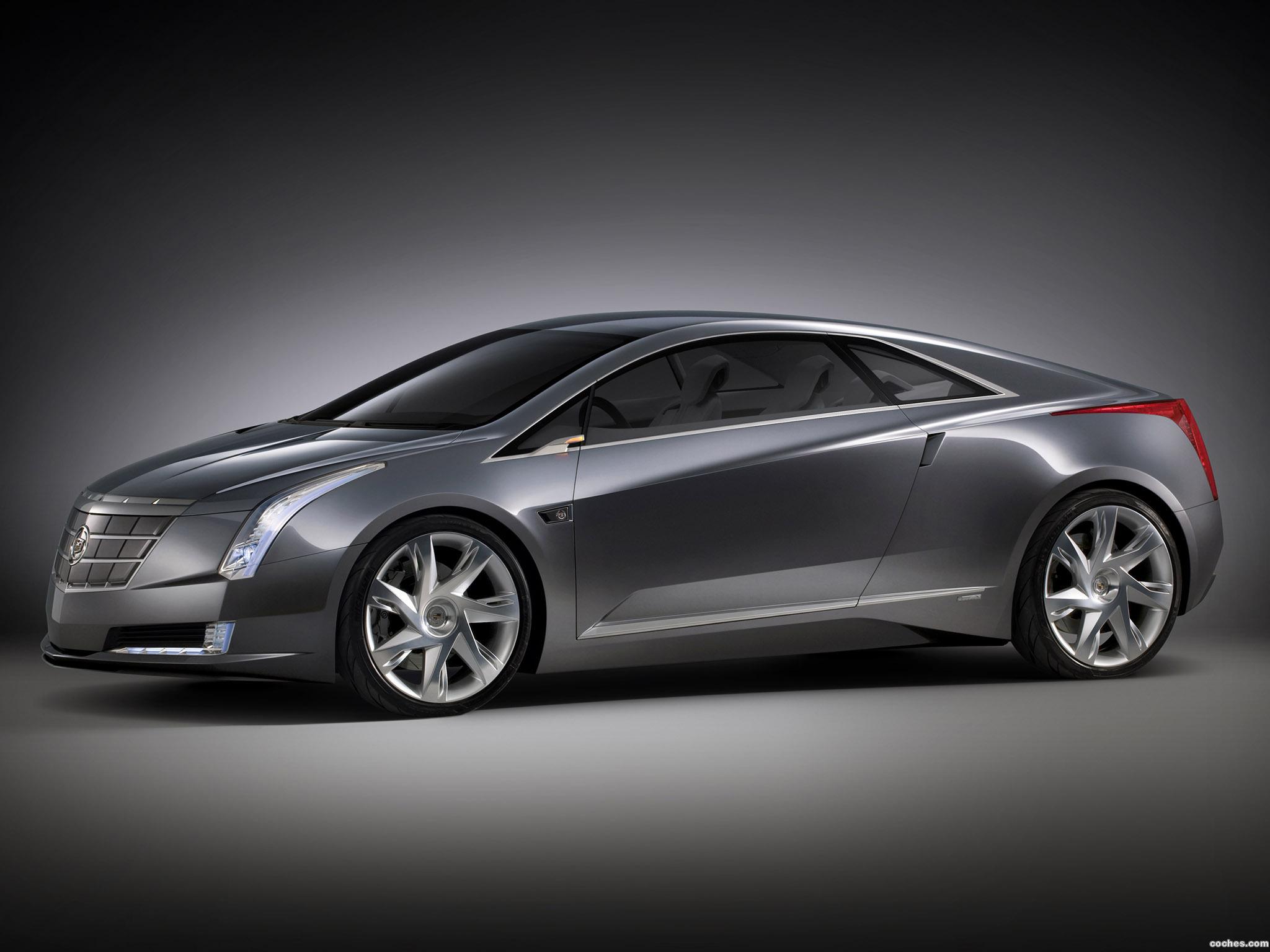 Foto 0 de Cadillac Converj Concept 2009