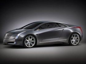 Fotos de Cadillac Converj Concept 2009