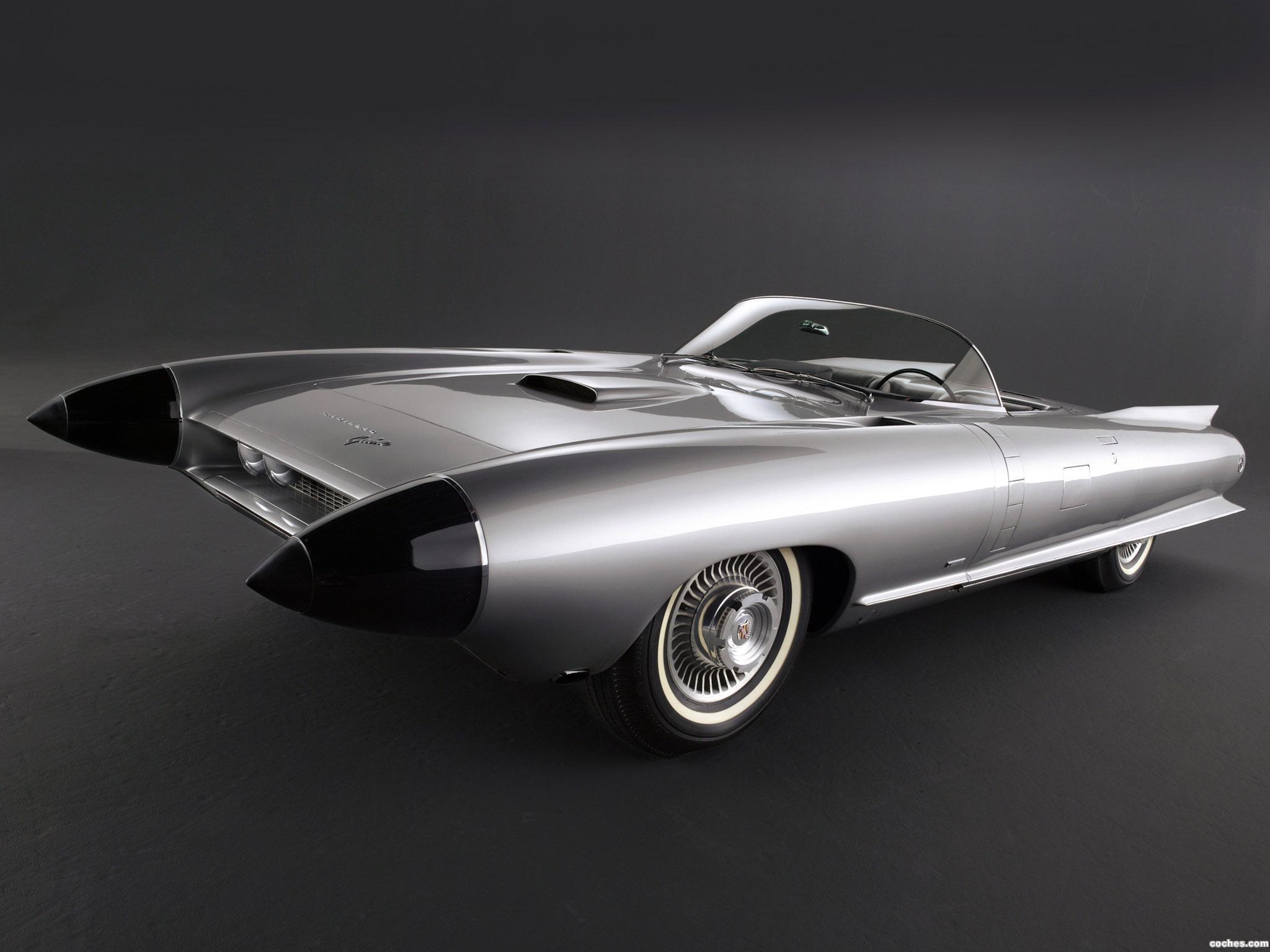 Foto 0 de Cadillac Cyclone Concept Car 1959