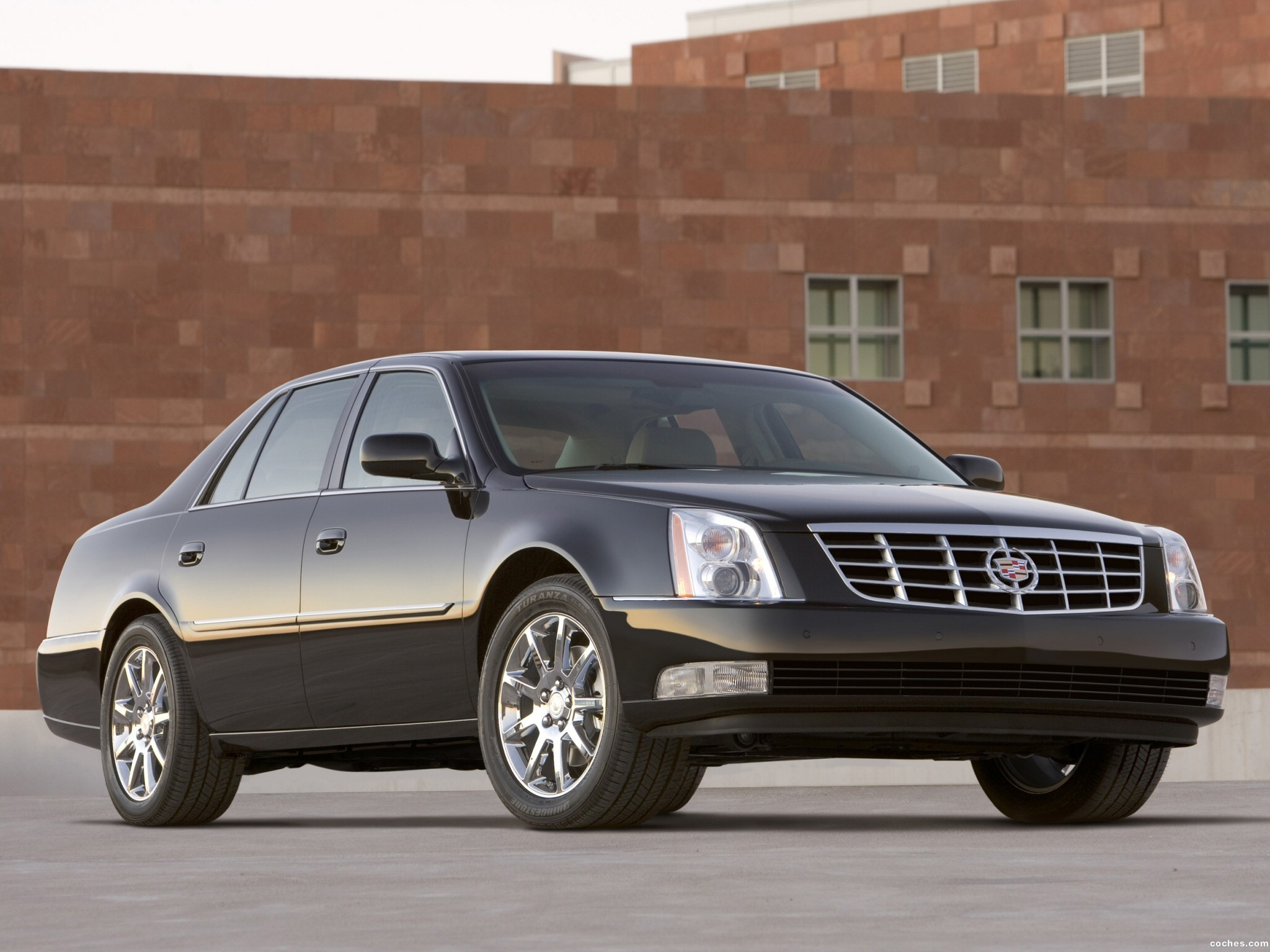 Foto 0 de Cadillac DTS DeVille Touring Sedan 2006