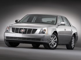 Ver foto 3 de Cadillac DTS DeVille Touring Sedan 2006