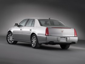 Ver foto 2 de Cadillac DTS DeVille Touring Sedan 2006