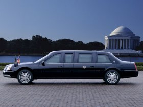 Ver foto 5 de Cadillac DTS Presidential Limousine 2006