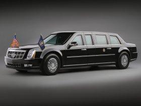 Ver foto 6 de Cadillac DTS Presidential Limousine 2009