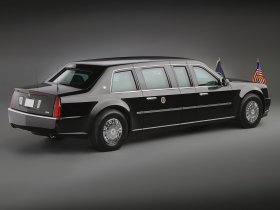 Ver foto 3 de Cadillac DTS Presidential Limousine 2009
