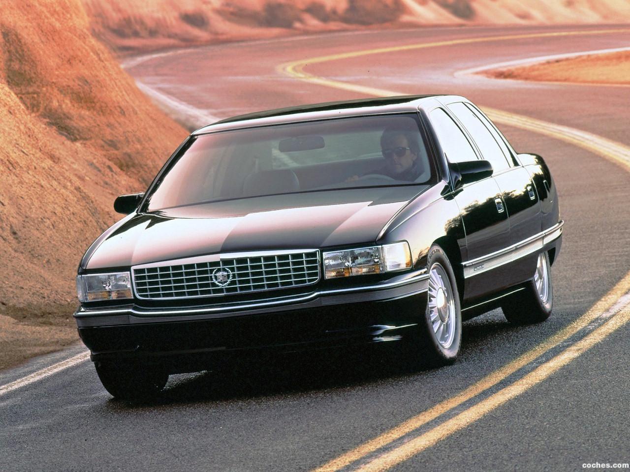 Foto 0 de Cadillac DeVille Concours 1994