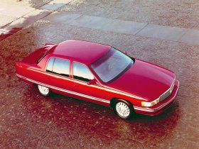 Ver foto 8 de Cadillac DeVille Concours 1994