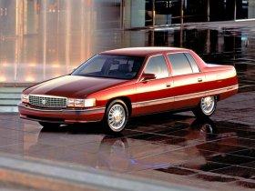 Ver foto 7 de Cadillac DeVille Concours 1994