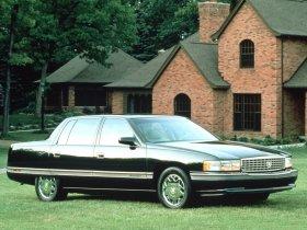 Ver foto 16 de Cadillac DeVille Concours 1994