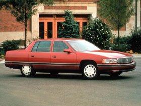 Ver foto 14 de Cadillac DeVille Concours 1994