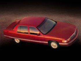 Ver foto 13 de Cadillac DeVille Concours 1994