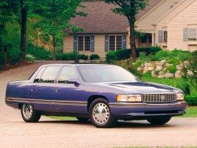 Ver foto 12 de Cadillac DeVille Concours 1994