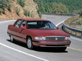 Ver foto 11 de Cadillac DeVille Concours 1994