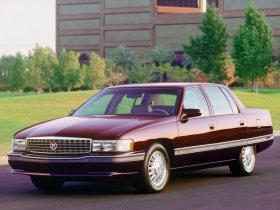 Ver foto 10 de Cadillac DeVille Concours 1994