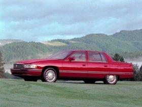 Ver foto 9 de Cadillac DeVille Concours 1994