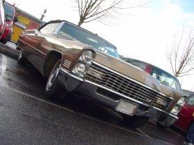 Ver foto 1 de Cadillac DeVille Convertible 1967
