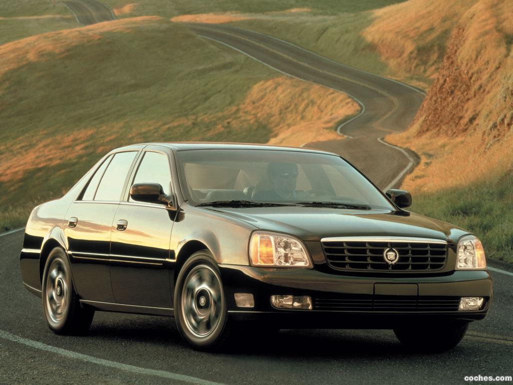 Foto 0 de Cadillac DeVille DTS 2000