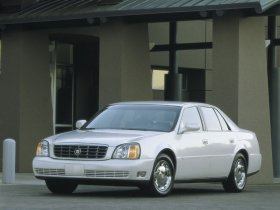 Ver foto 4 de Cadillac DeVille DTS 2000
