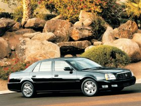 Ver foto 3 de Cadillac DeVille DTS 2000