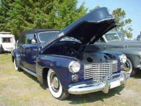 Ver foto 1 de Cadillac Deluxe Convertible 1941