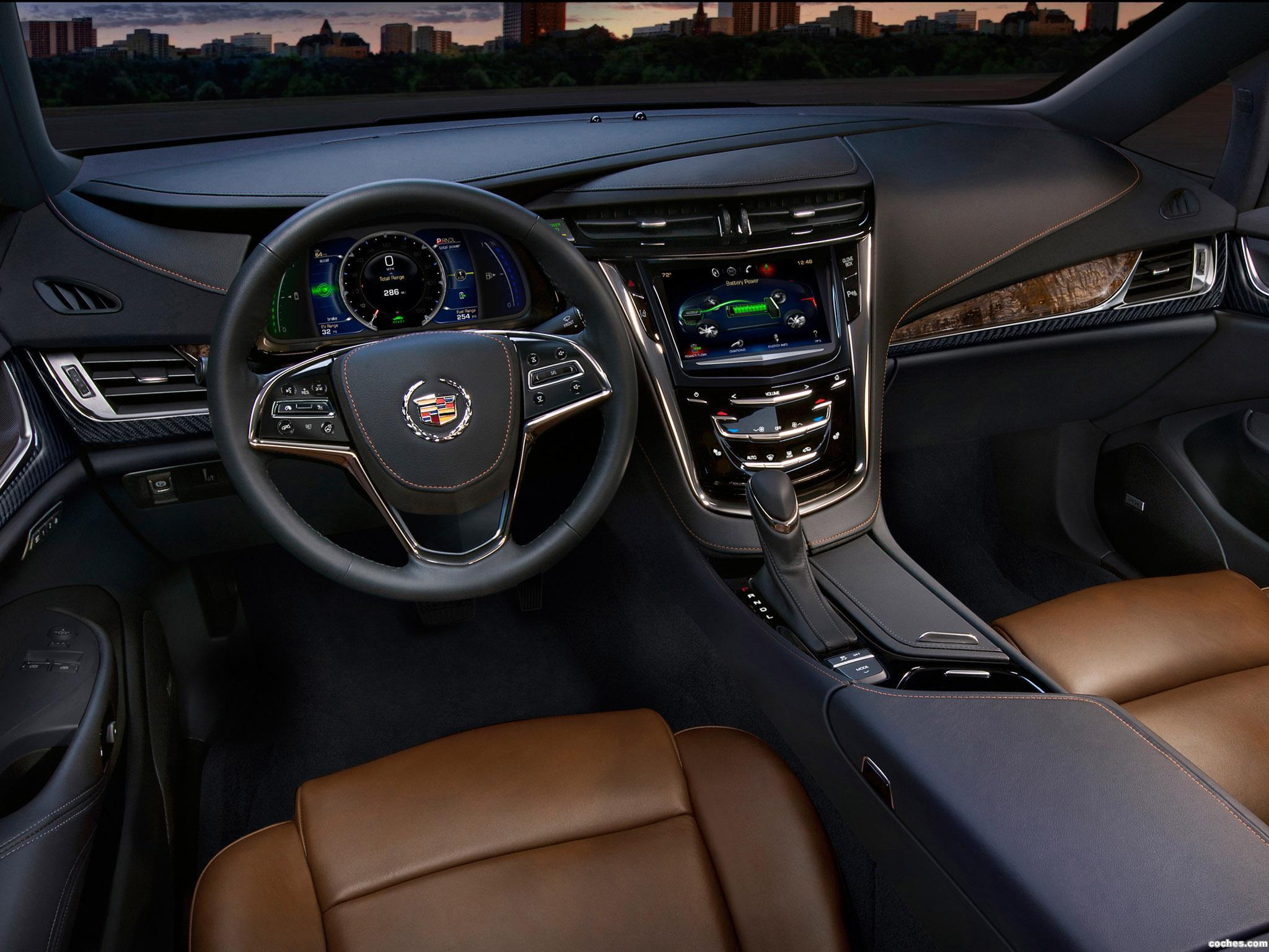 Foto 7 de Cadillac ELR 2013