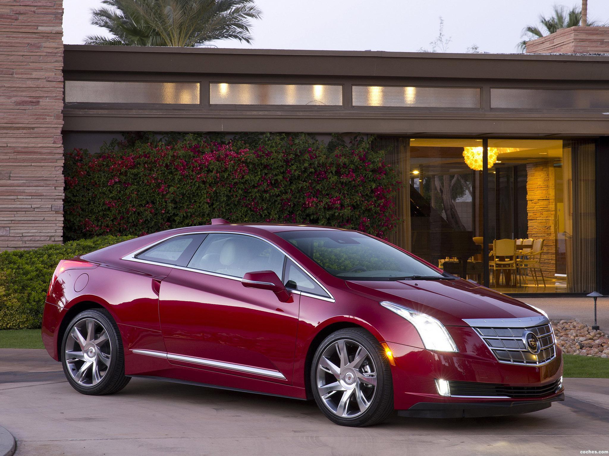 Foto 16 de Cadillac ELR 2013