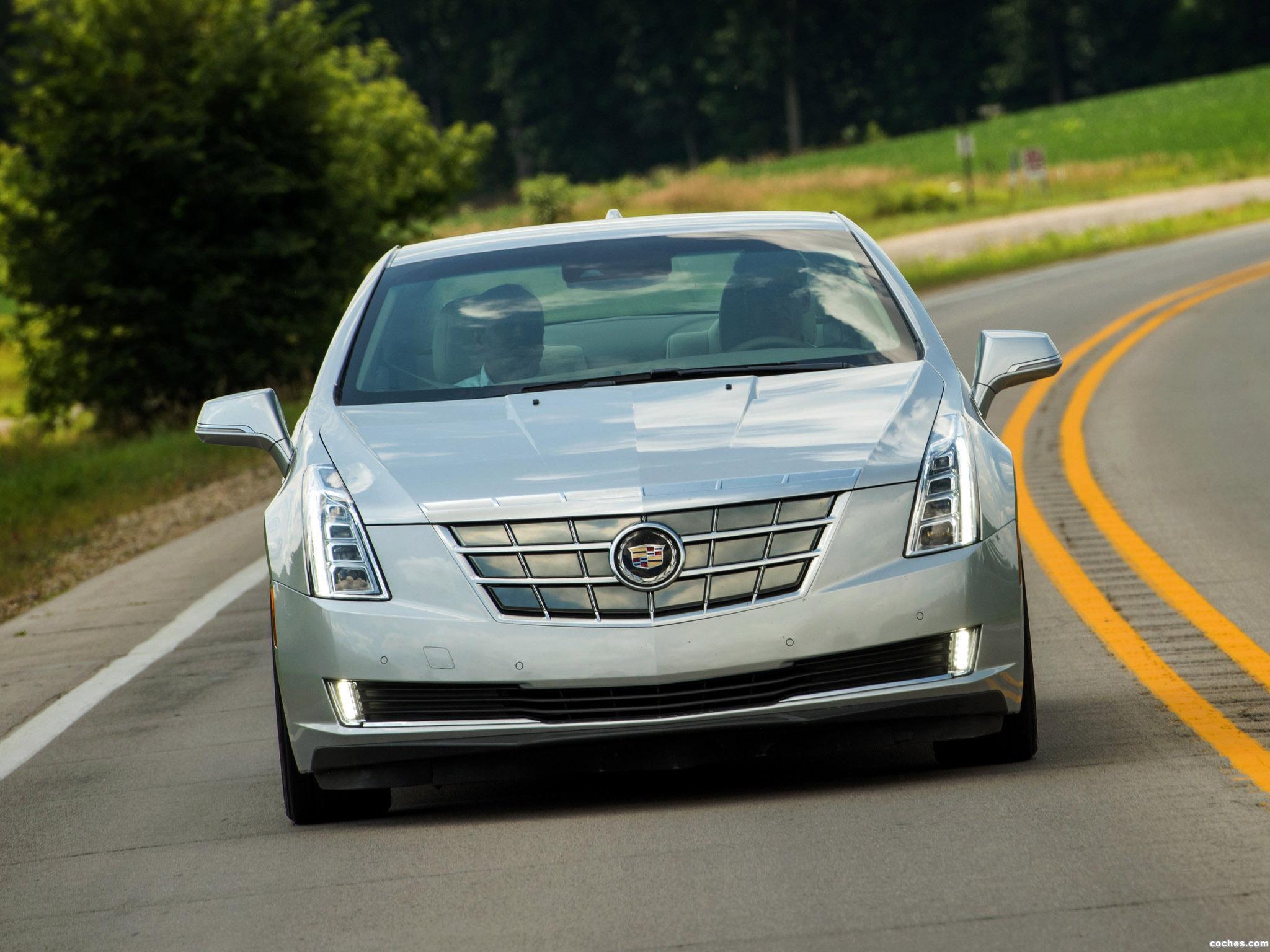 Foto 31 de Cadillac ELR 2013