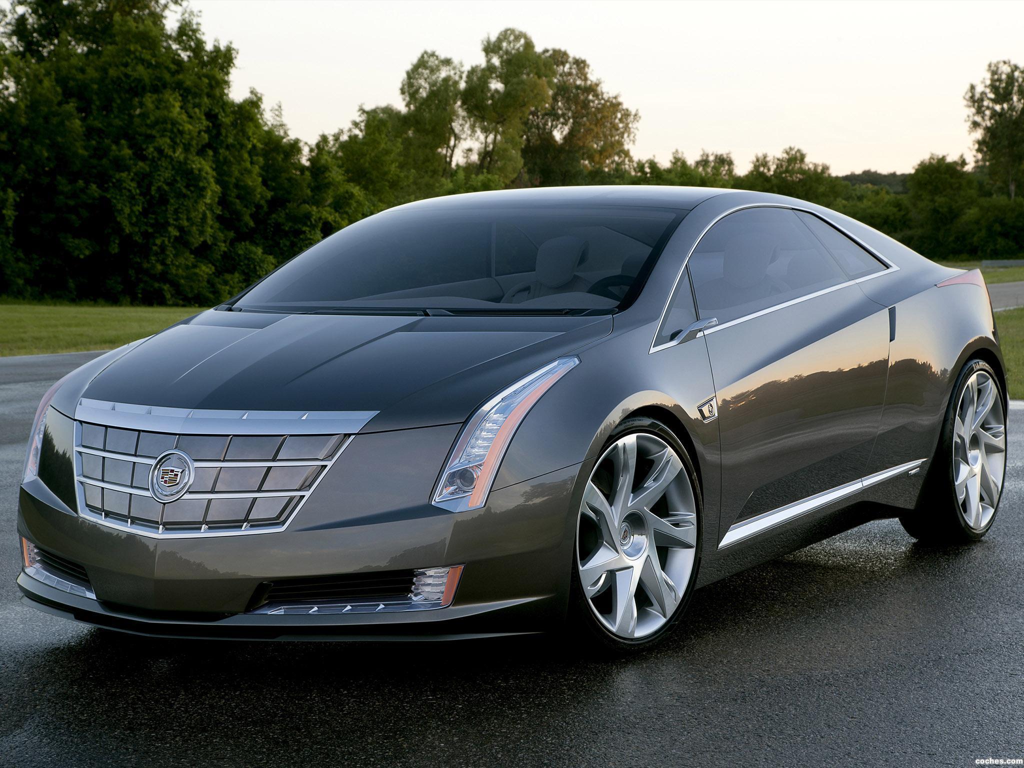 Foto 0 de Cadillac ELR Concept 2011