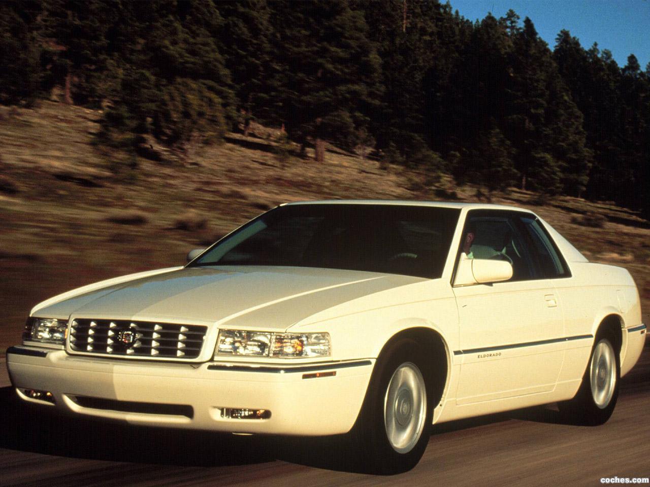 Foto 10 de Cadillac Eldorado 1995