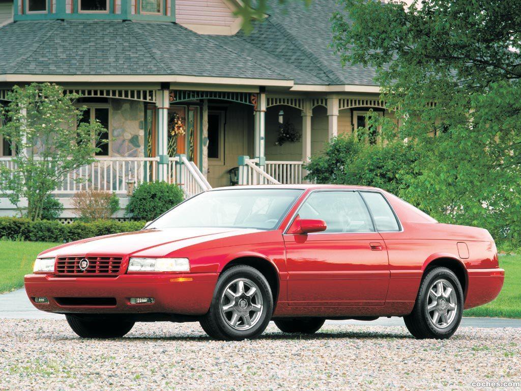 Foto 0 de Cadillac Eldorado 2001