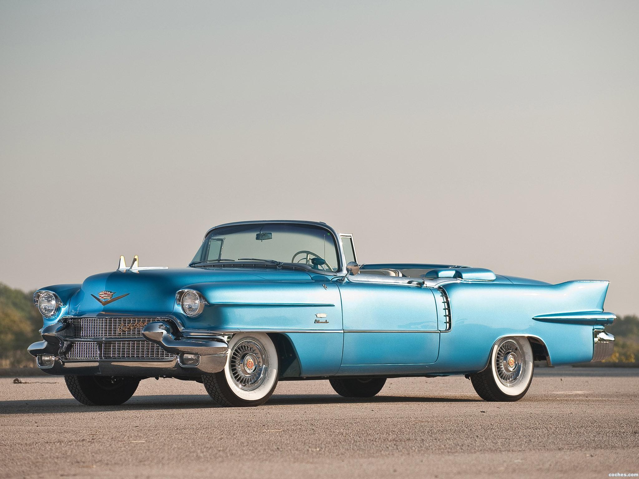 Foto 0 de Cadillac Eldorado Biarritz 1956