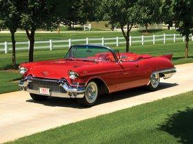 Fotos de Cadillac Eldorado Biarritz 1957