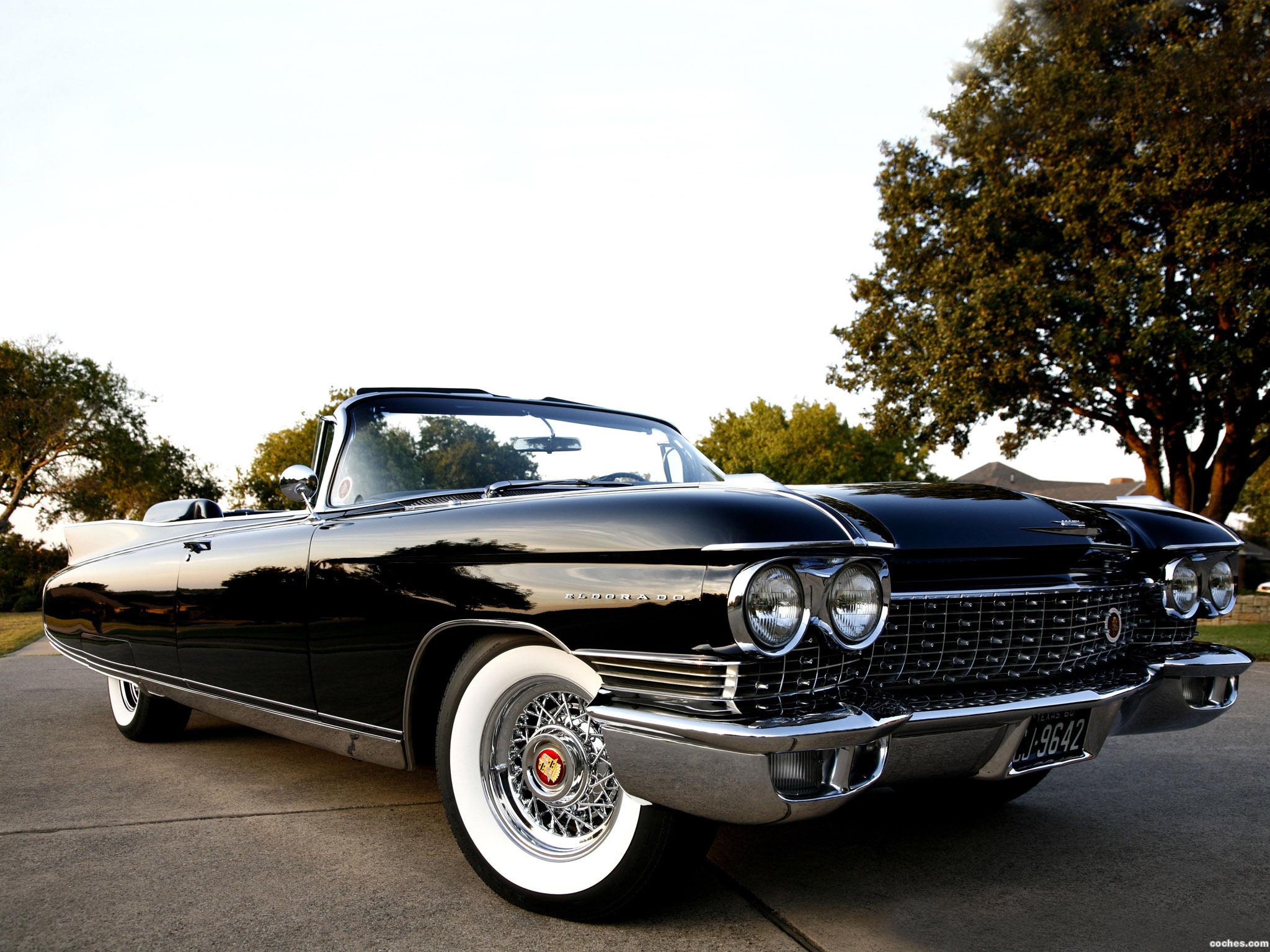 Foto 0 de Cadillac Eldorado Biarritz 1960