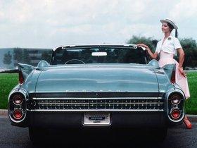 Ver foto 25 de Cadillac Eldorado Biarritz 1960