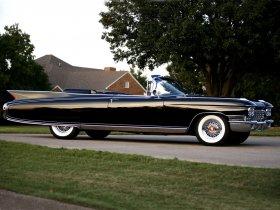 Ver foto 5 de Cadillac Eldorado Biarritz 1960