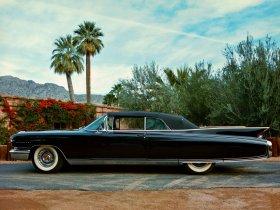 Ver foto 4 de Cadillac Eldorado Biarritz 1960