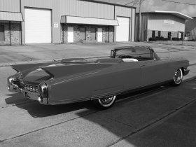 Ver foto 2 de Cadillac Eldorado Biarritz 1960