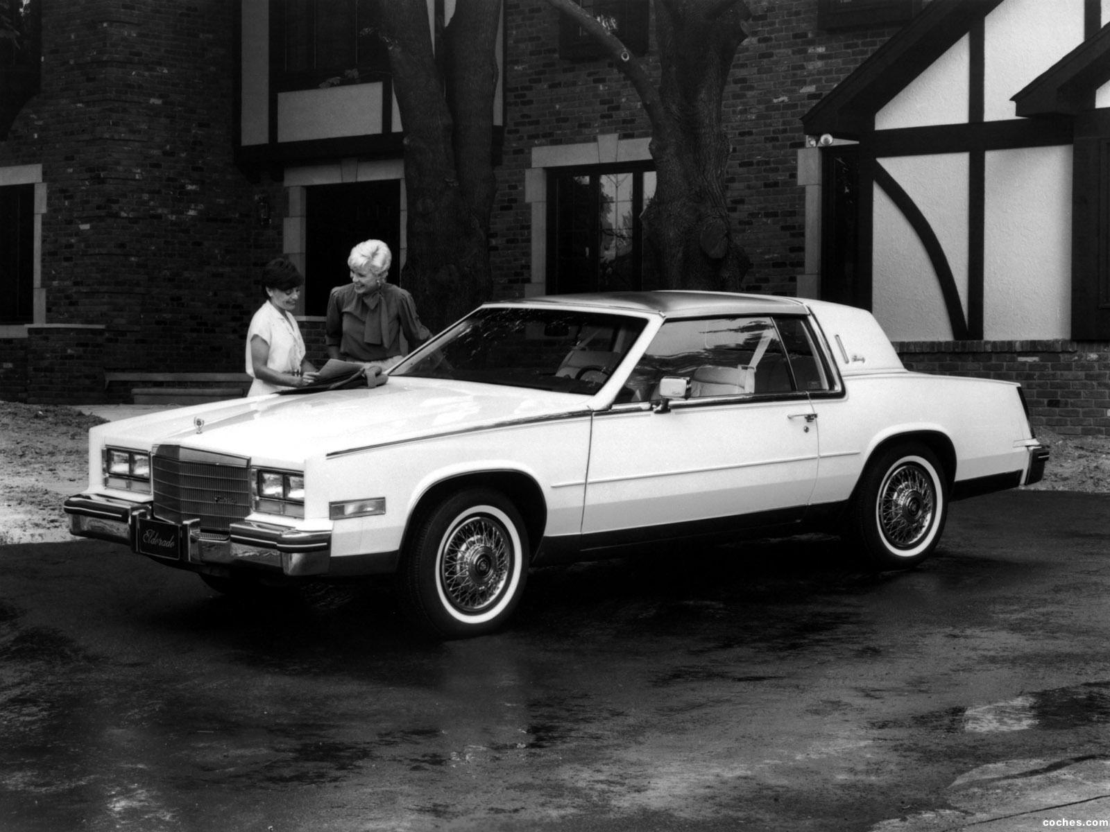 Foto 0 de Cadillac Eldorado Biarritz 1984