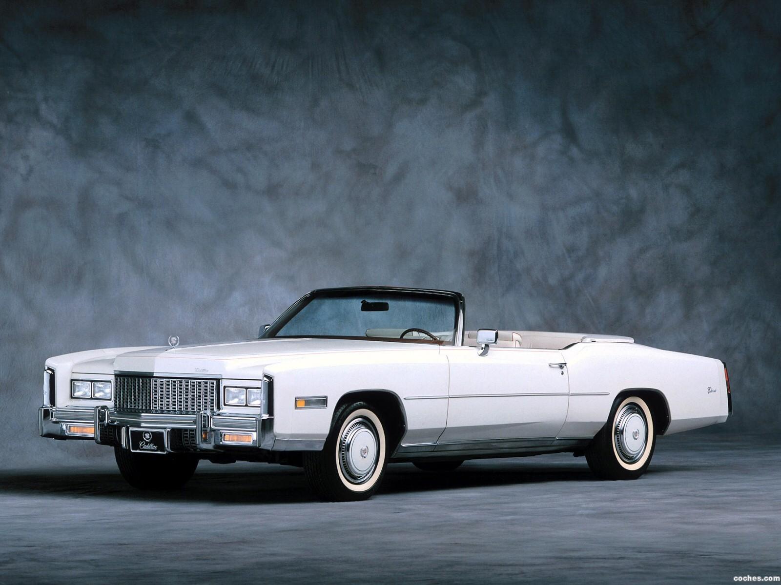 Foto 0 de Cadillac Eldorado Convertible 1985