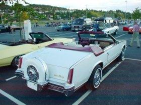 Ver foto 2 de Cadillac Eldorado Convertible 1985
