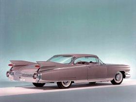 Ver foto 4 de Cadillac Eldorado Seville 1959