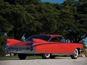 Ver foto 3 de Cadillac Eldorado Seville 1959