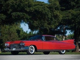 Fotos de Cadillac Eldorado Seville 1959