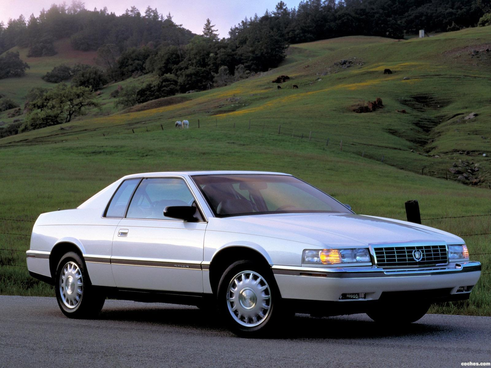Foto 0 de Cadillac Eldorado Touring Coupe 1992