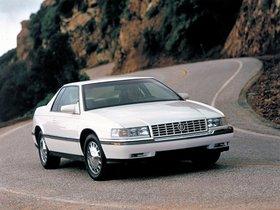 Ver foto 7 de Cadillac Eldorado Touring Coupe 1992